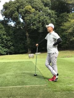 秦野でゴルフ_05