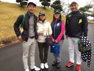 秦野でゴルフ_01