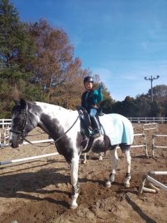 初めての乗馬体験_002