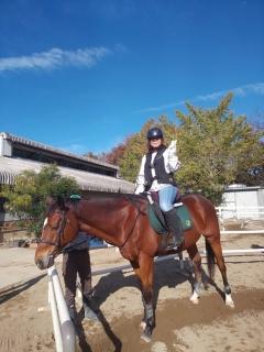初めての乗馬体験_003
