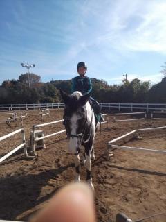初めての乗馬体験_004