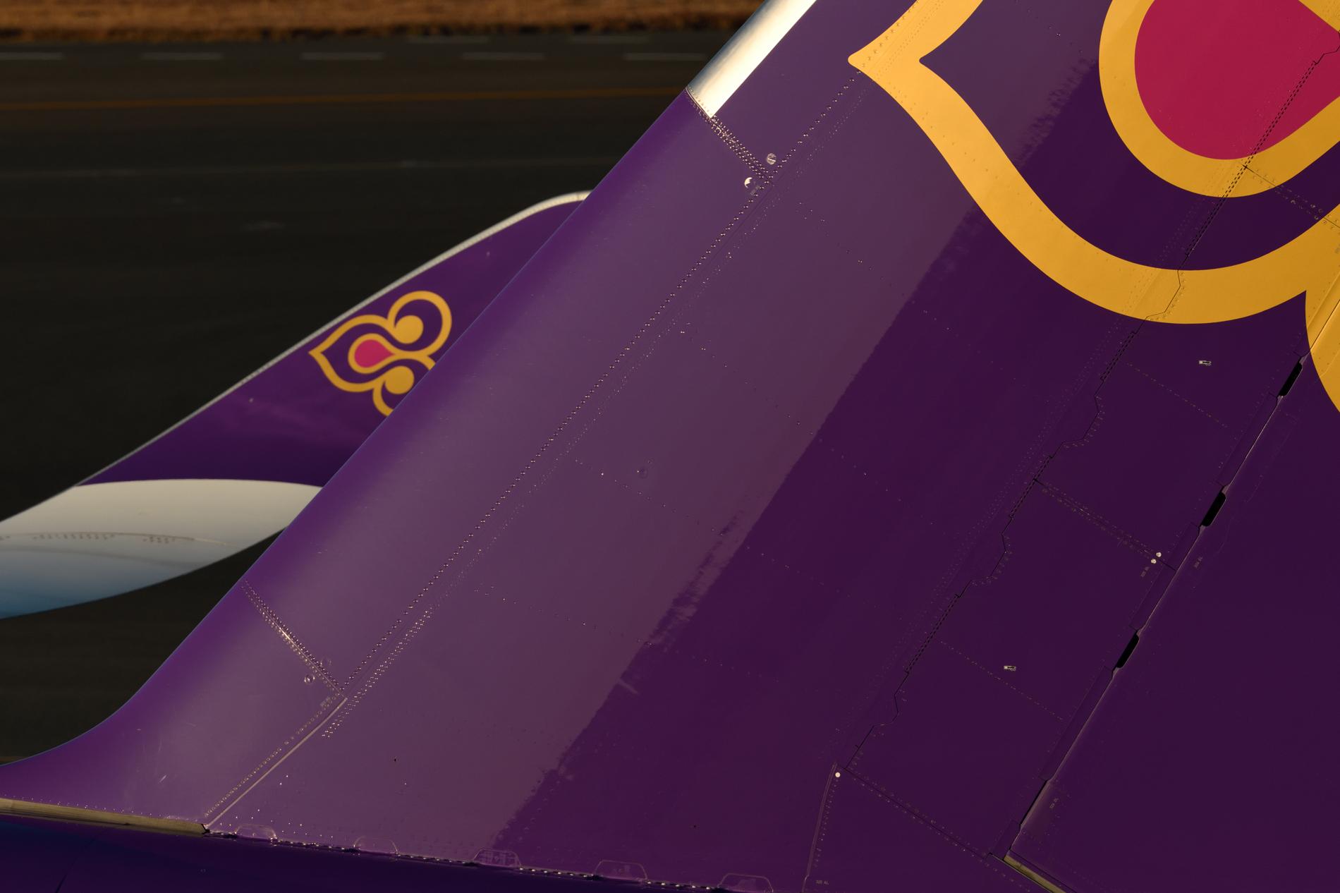 艶やかな紫
