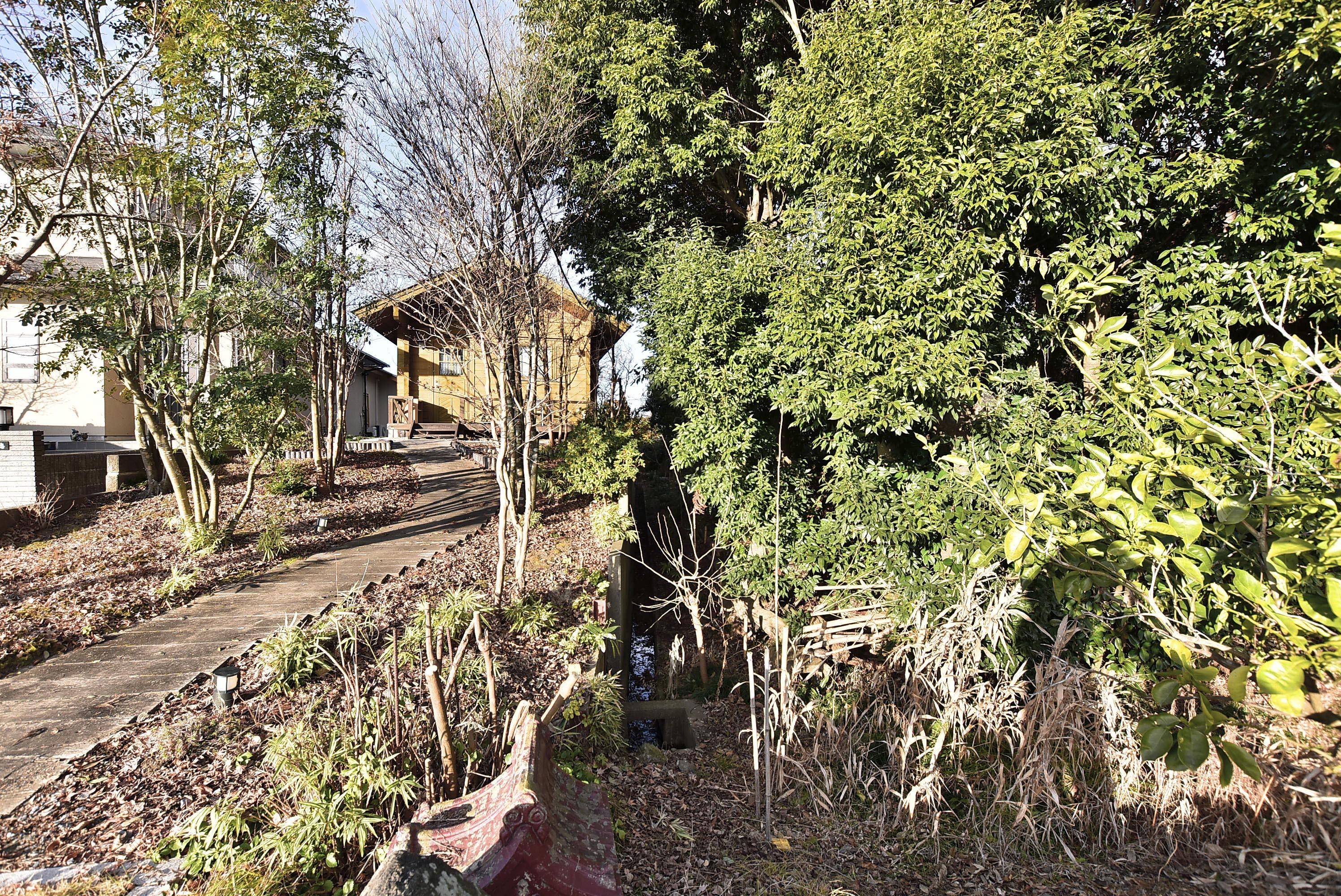 _DSC8280上岩瀬館 誕生寺北側の堀