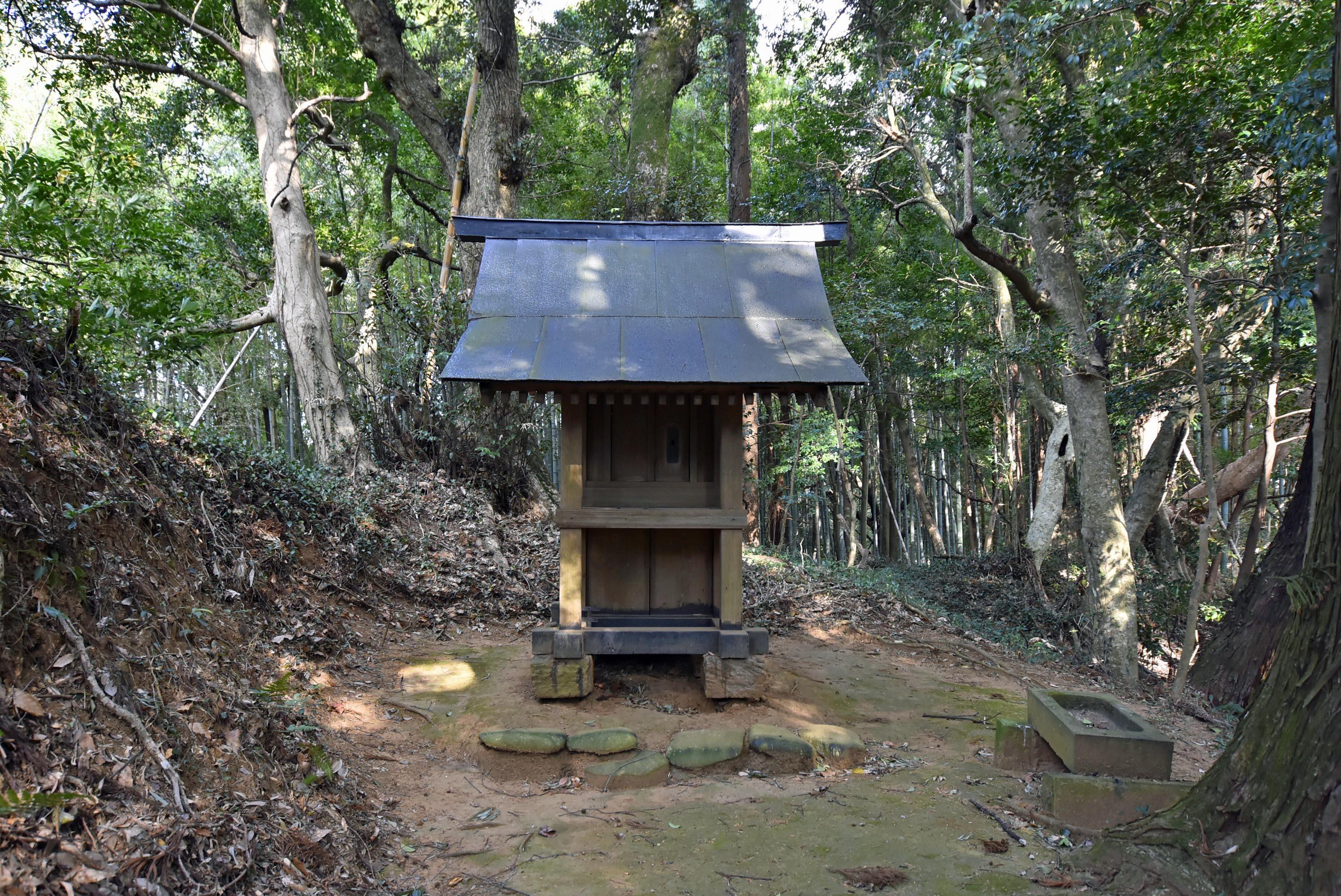 山崎 側高神社