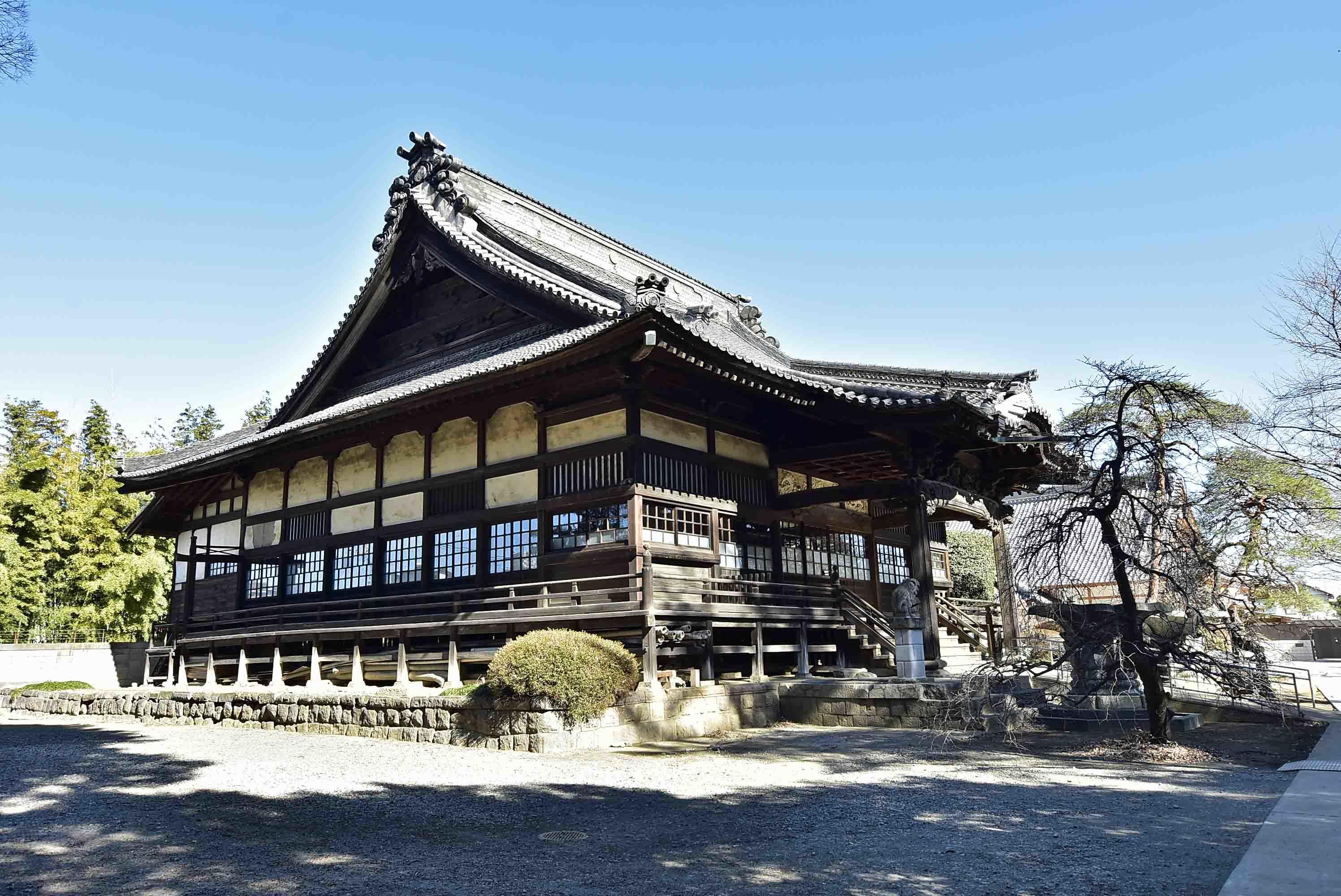 勝願寺本堂3