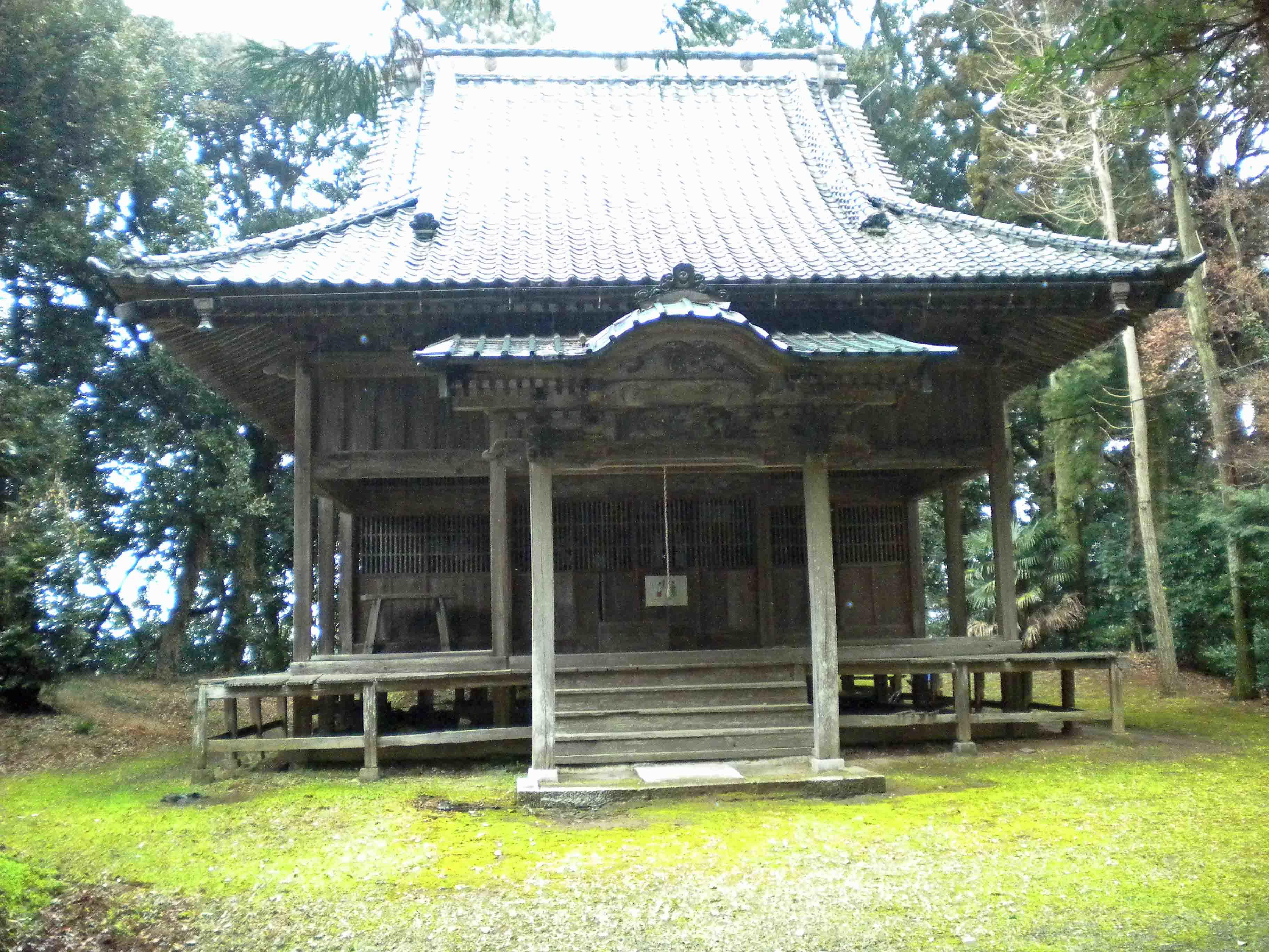 大野城 八幡神社