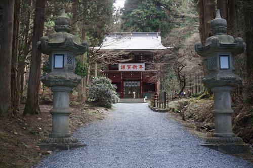 5御岩神社