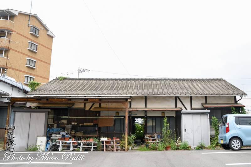 二軒長屋 愛媛県西条市原の前