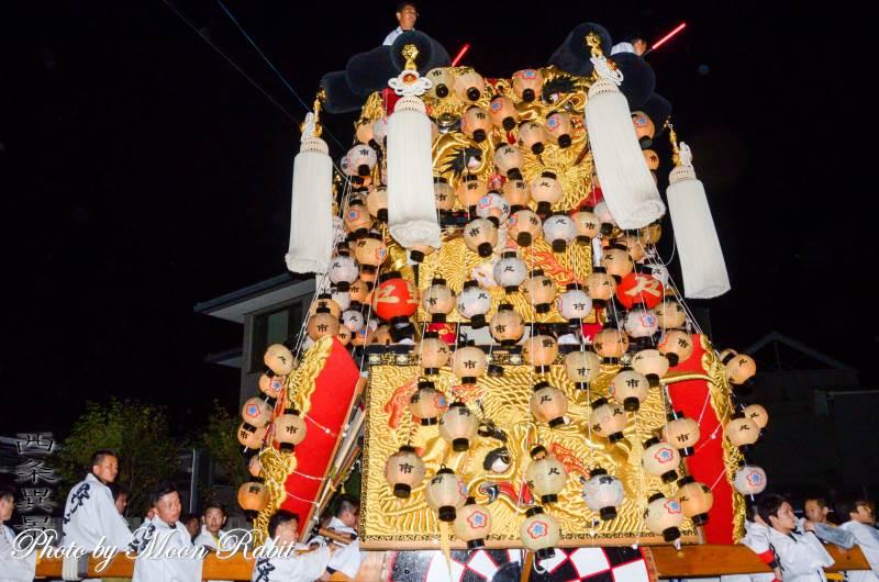 野々市みこし(御輿) 前夜祭