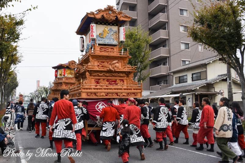 統一運行 古川だんじり(屋台)