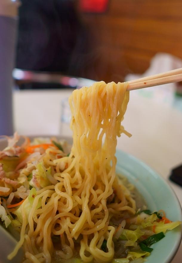まこと食堂タンメン麺リフト