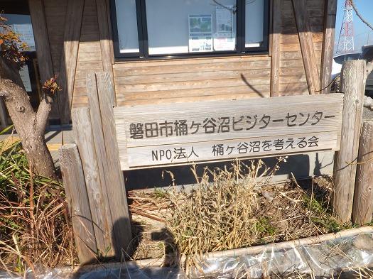 桶ヶ谷沼ビジターセンター