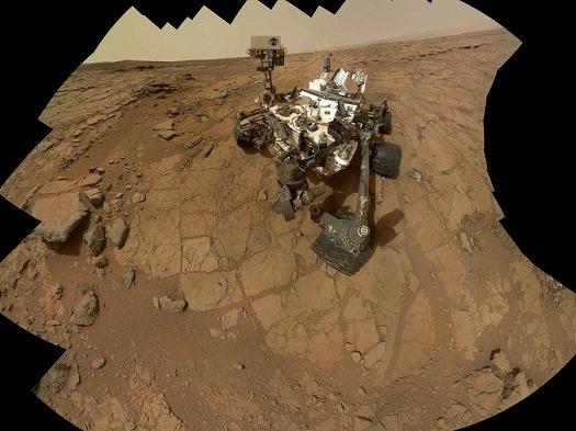 火星インサイト