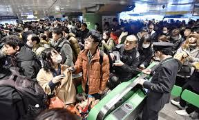 東北新幹線 混雑