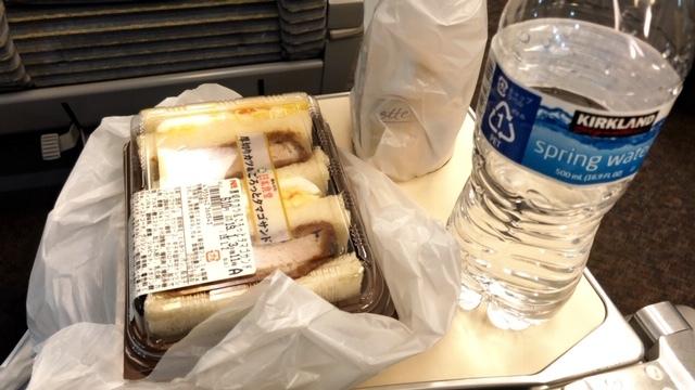新幹線朝飯