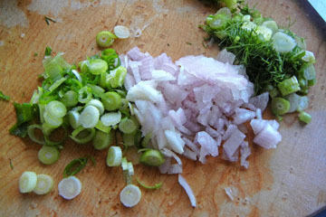 blog CP9 Cooking, First Chantrelle of the Season & Herbs_DSCN0757-10.30.18.jpg