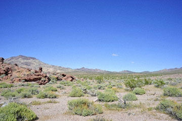 blog 14 Beaty, NV to Death Valley, CA~374W-190E, Corkscrew Peak to Badwater Basin, Hills, CA_DSC7972-3.23.17.jpg