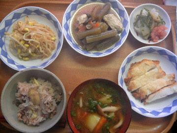blog CP1 Brunch, Kuri Gohan, Miso shiru_DSCN3438-1.11.17.jpg