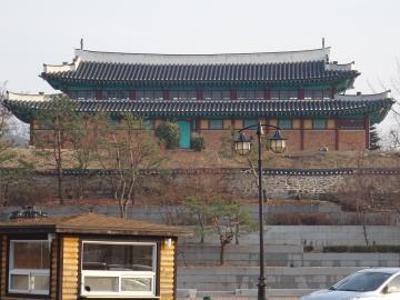 2018年1月15日 大韓聖公会江華聖堂外観