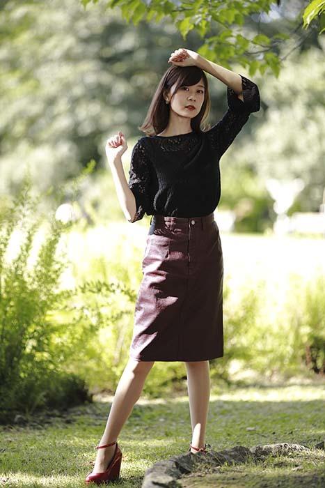 伊織:ロングスカート2