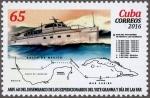 キューバ・グランマ号航路
