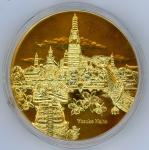 Thailand 2018 メダル