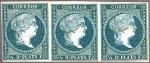 キューバ最初の切手