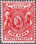 英保護領東アフリカ