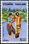 タイ・民族舞踊(ケーンダンス)