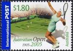 オーストラリア・全豪オープン100年