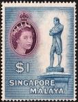 シンガポール・ラッフルズ(1955)