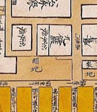 2:京都明細大絵図