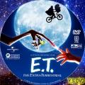 E.T. dvd