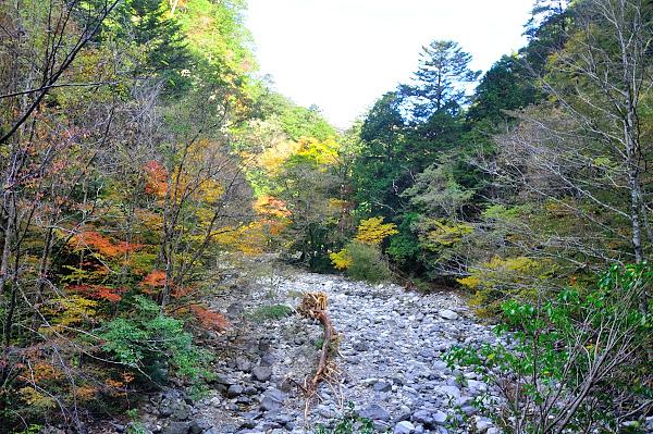2面河渓谷181102