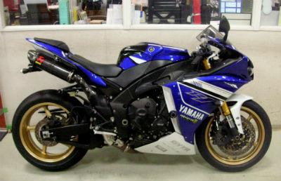 2012YZF-R1ブルー