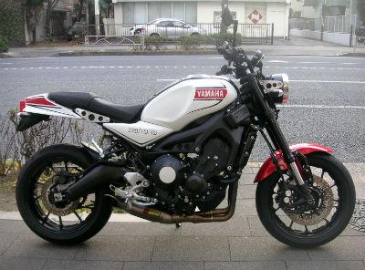 RZ900-アクラマフラー