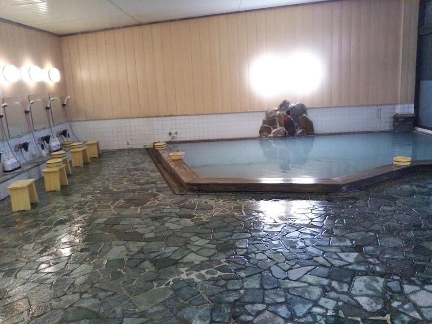 ホテル浦島 ハマユウの湯