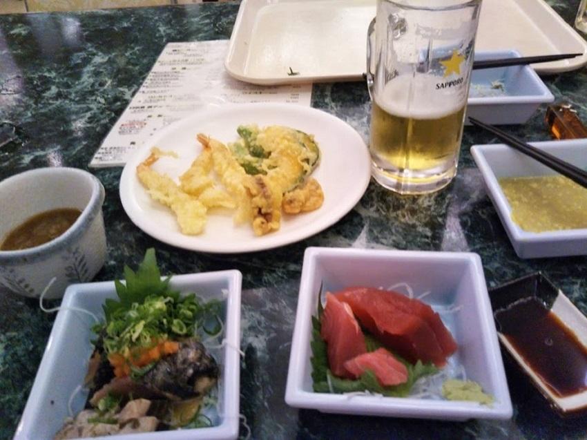 ホテル浦島 夕食バイキング