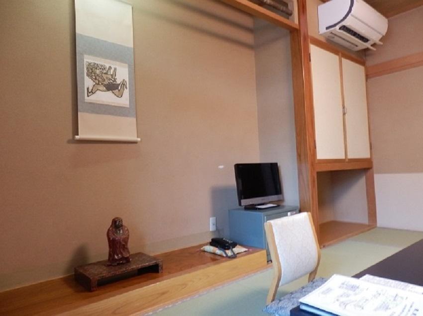 椿館 部屋