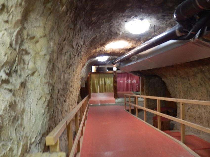ホテル浦島 玄武洞