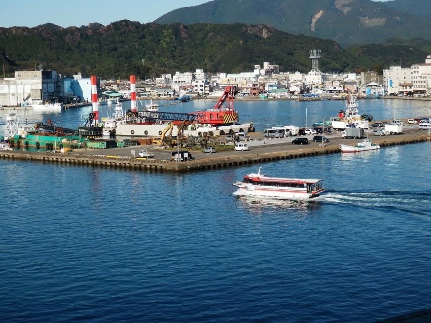 ホテル浦島 専用船