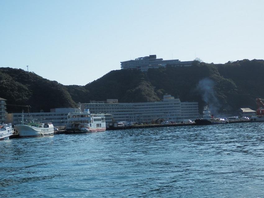 ホテル浦島 全景