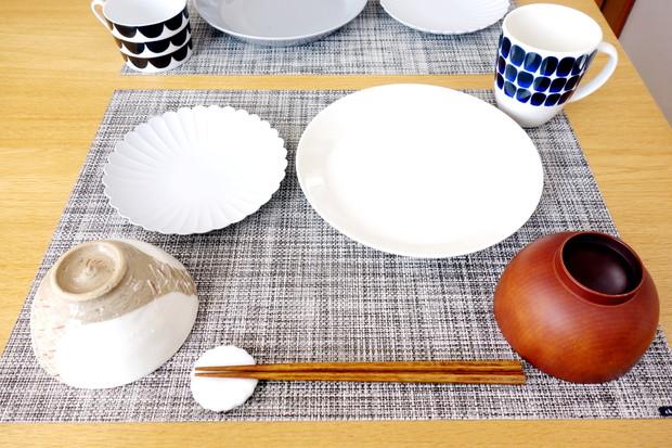アラビア・トゥオキオ・マグ・夕食①