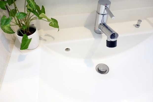 洗面所・洗面台・排水口①