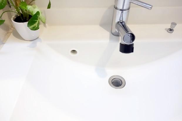 洗面所・洗面台・排水口②
