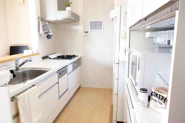 キッチン全体①