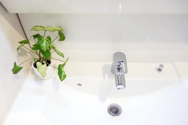 洗面所・洗面台・新蛇口②