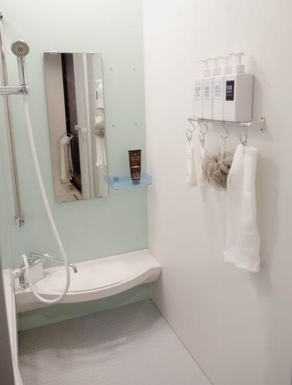 浴室・全体①