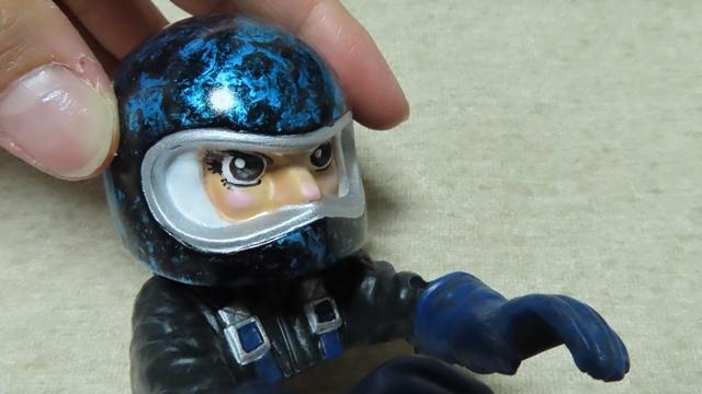 コミカル人形塗装37
