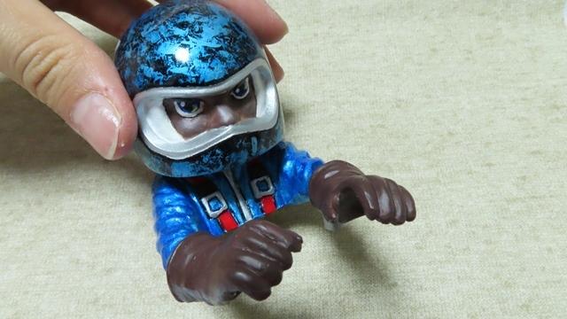 コミカル人形塗装38
